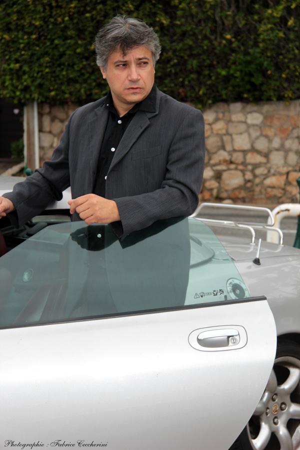 Thierry Azzopardi (Le gardien)