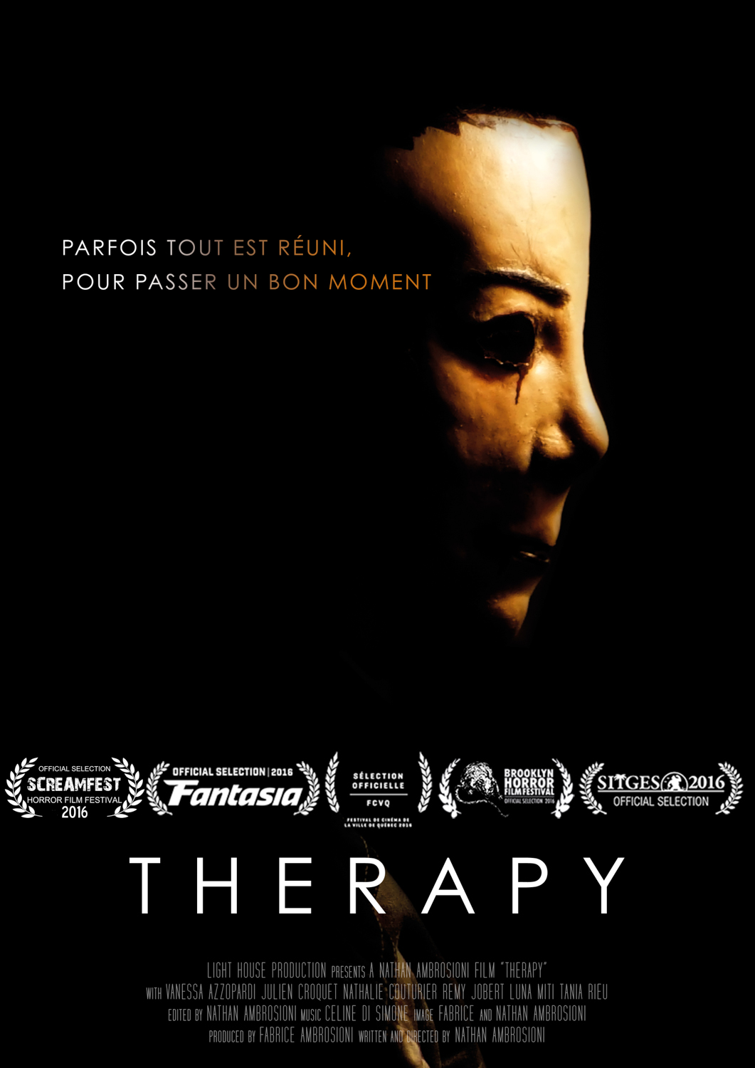 Affiche therapy fr 3
