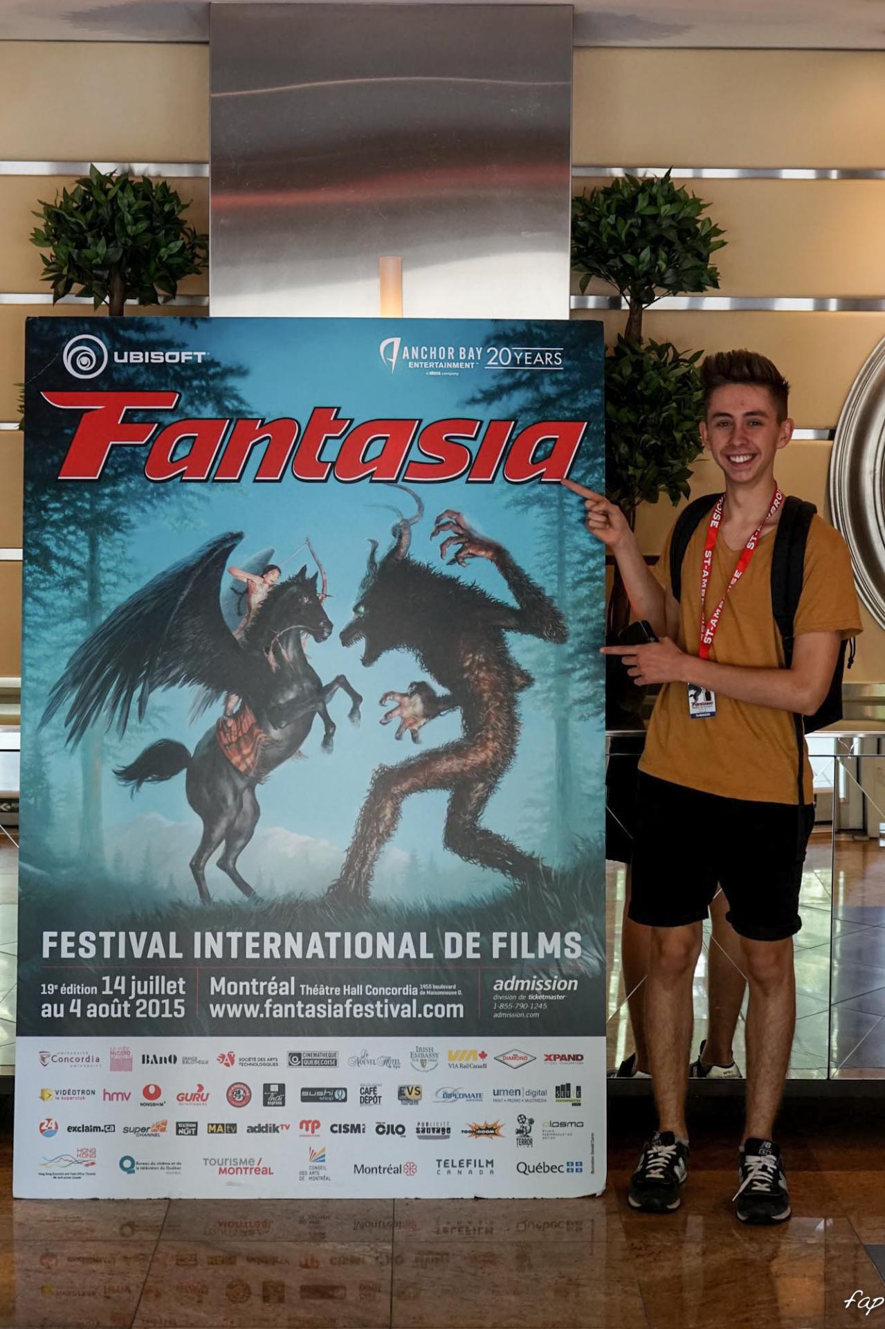 HOSTILE au FANTASIA Festival de Montréal 2015