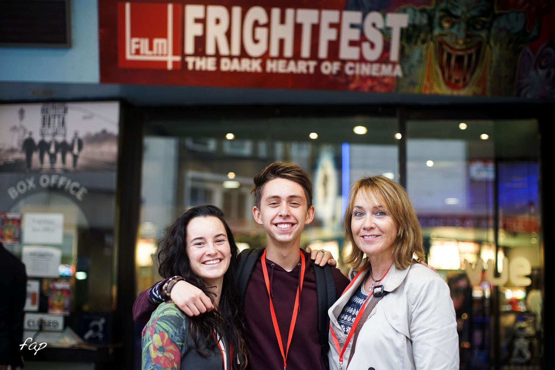 HOSTILE Au FRIGHT FEST Londres 2015