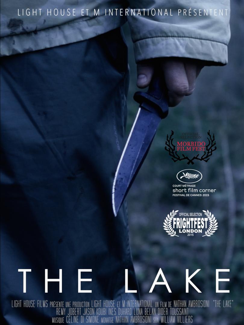 The lake poster 5